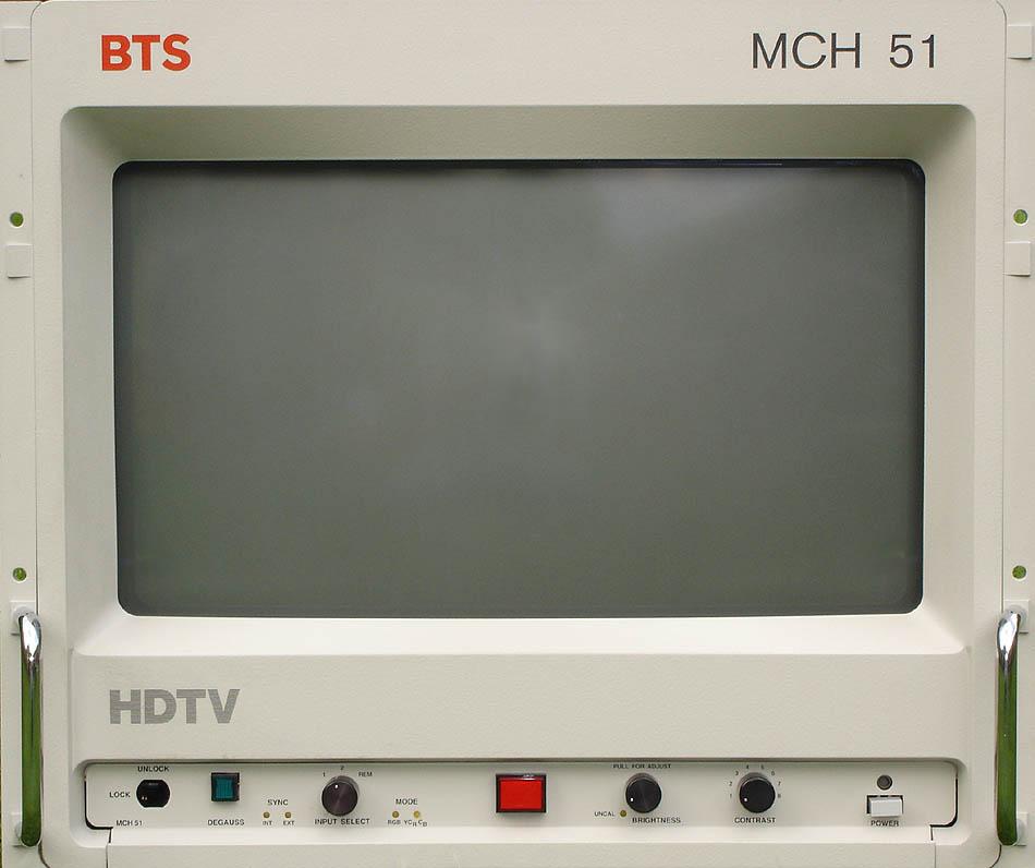 hdtv broadcast: