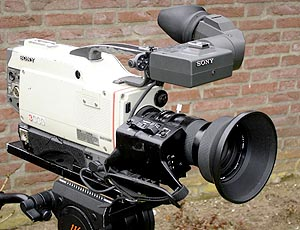 Marcels TV museum - broadcast camera's