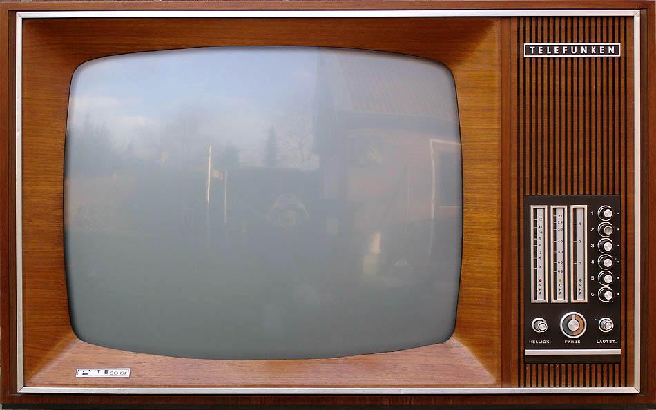Telefunken palcolor 708t - Television anos 70 ...